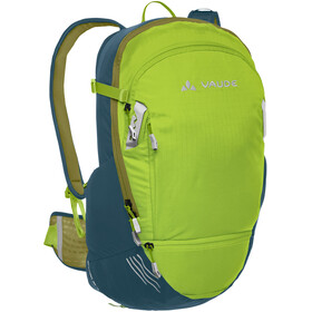 VAUDE Splash 20+5 Rygsæk, chute green